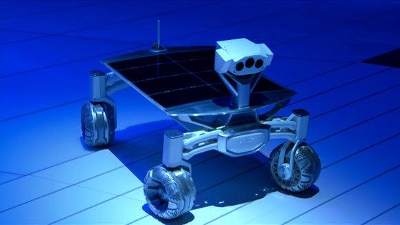 Audi Lunar Quattro