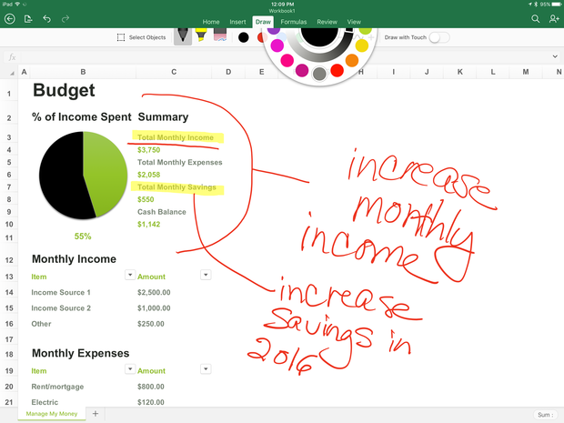Office updates make iPad Pro, Apple Pencil awesome for annotation | CIO