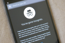 How to browse with incognito mode  in Chrome for Android