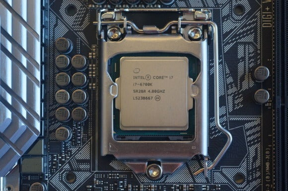 Intel's Core i7
