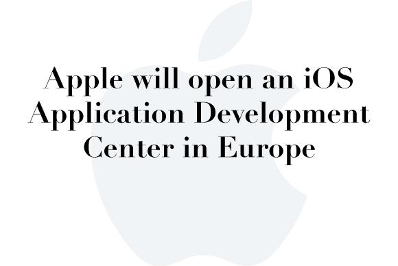 ios development center europe