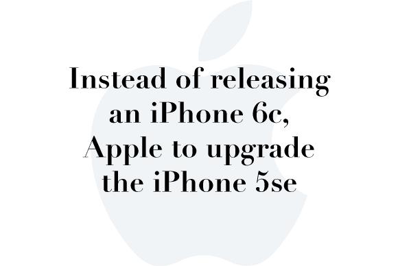 iphone 5se rumor