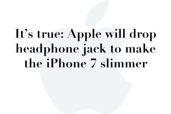 iphone 7 no headhone jack