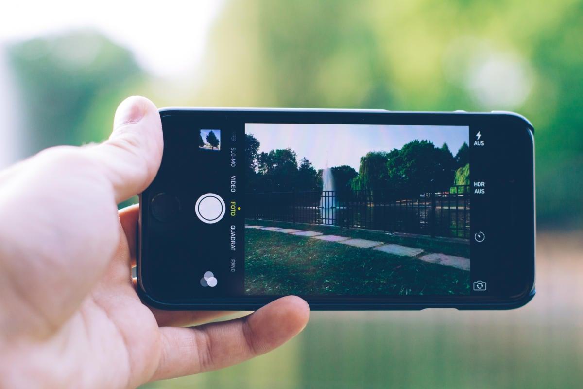 iphone camera photos