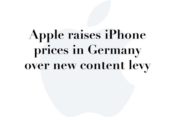 iphone germany prices