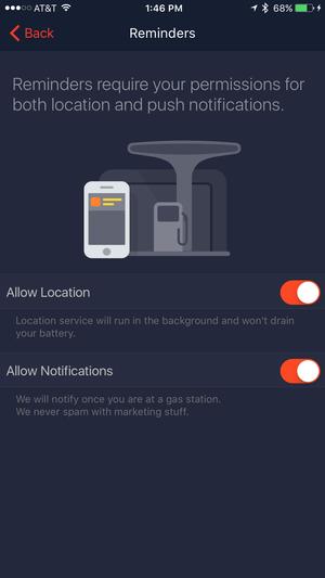jerrycan push notifications