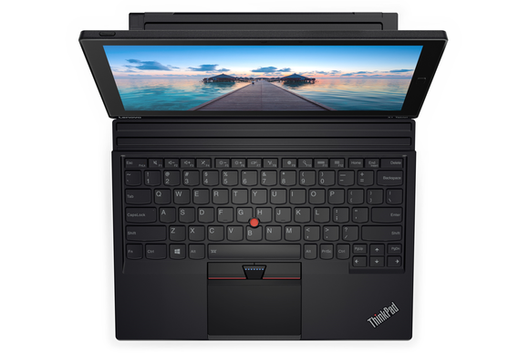 lenovo thinkpad x1 tablet top view ces 2016