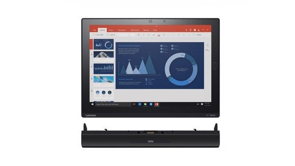 lenovo thinkpad x1 tablet with productivity module separated ces 2016