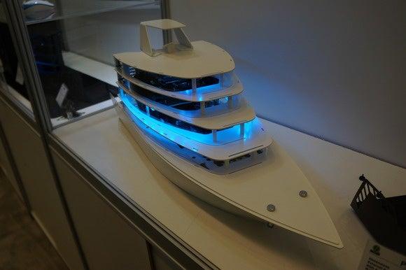 lian li cruise ship case
