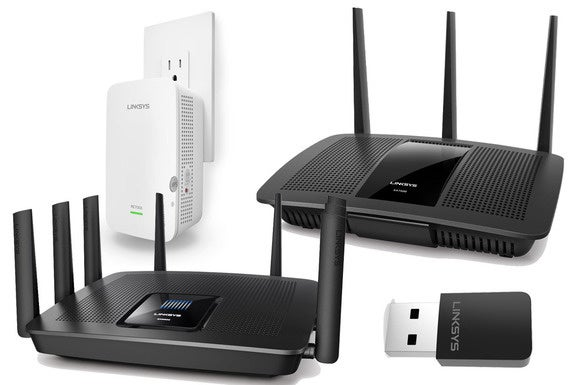 Linksys CES 2015