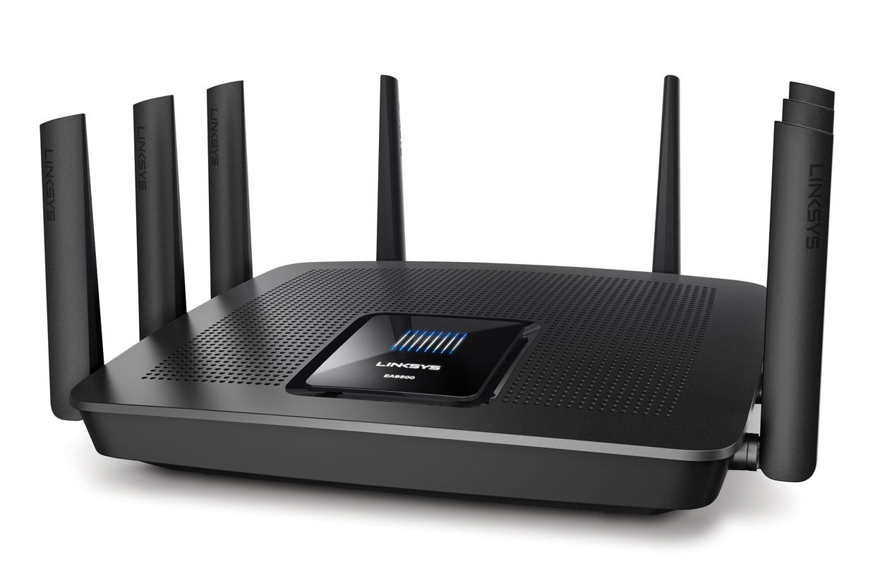Linksys finally supports DD-WRT firmware on WRT-series AC