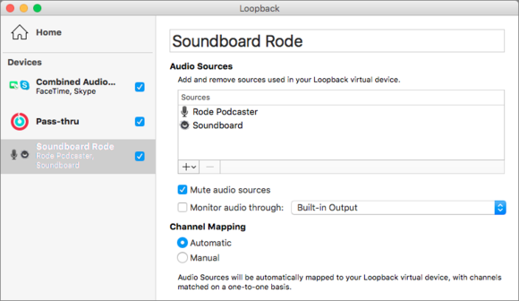 Loopback review: An easy way to route your Mac's audio to