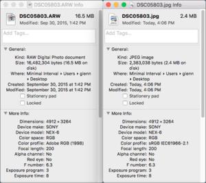 mac 911 dragging photos to desktop