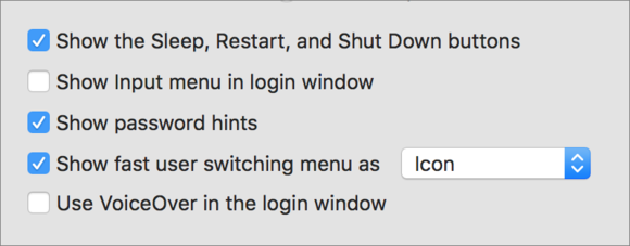 mac911 fast user switching enable
