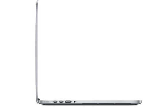 macbookpro side profile
