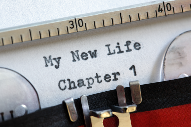 create your new life now!