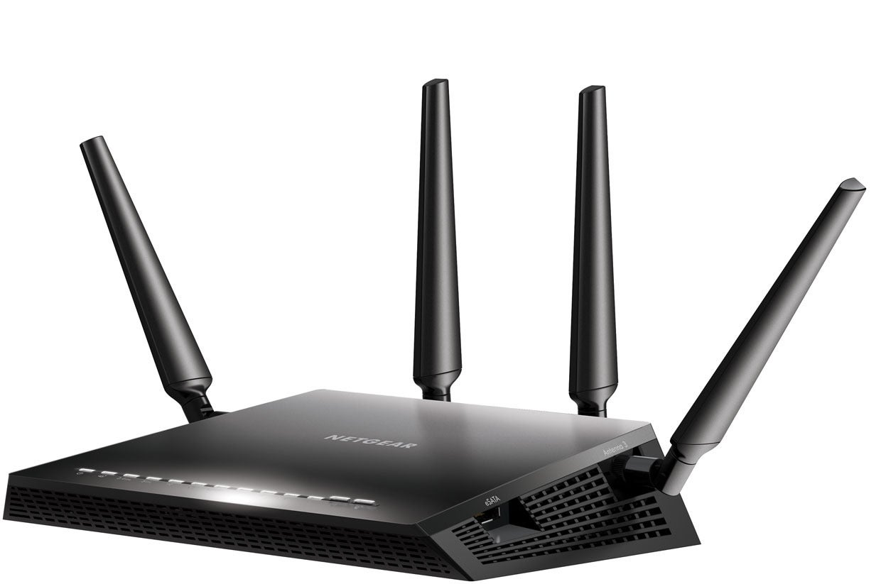 Netgear Unveils New Routers Range Extenders Powerline Adapter At Adapters An Alternative To Ethernet Cable Wireless R7800