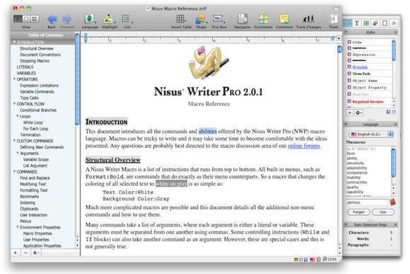 nisuswriterpro