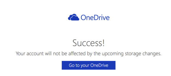 Today's your last day to claim your free 15GB of OneDrive storage ...