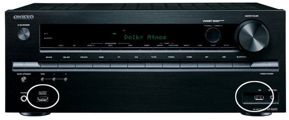 onkyo htib front usb and hdmi
