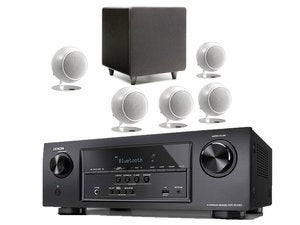 orb speakers denon receiver