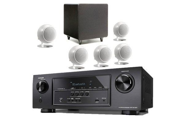 Orb Audio Complete Home Theater System Review A Pintsized Marvel - Small home theater receiver