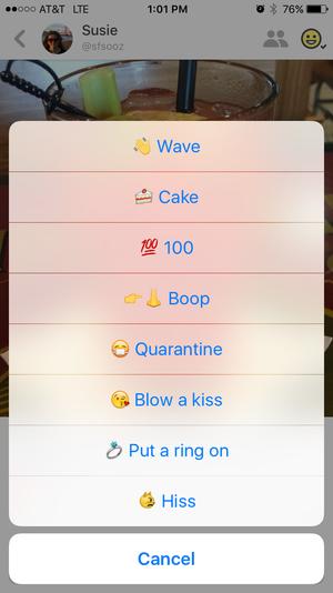 peach emojis