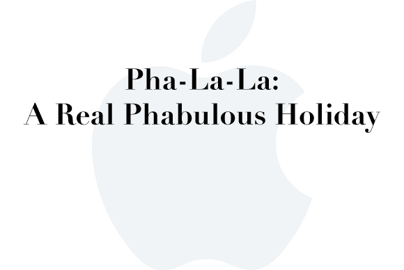 phabulous holiday 2015