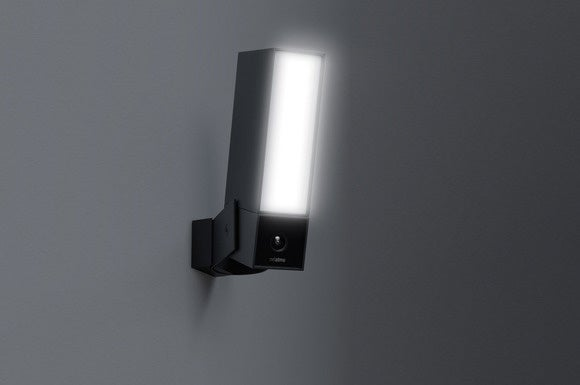 the presence s integrated led floodlight can be activated by motion. Black Bedroom Furniture Sets. Home Design Ideas