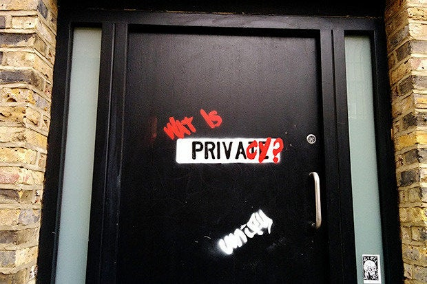 privacy door