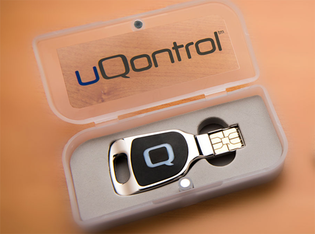 Qkey brings chip-and-pin security to online shopping