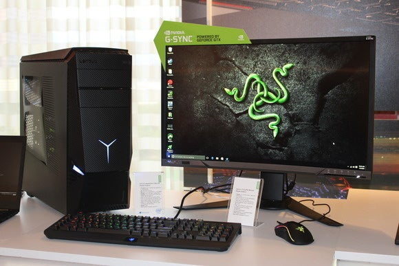 razer ideacenter pc