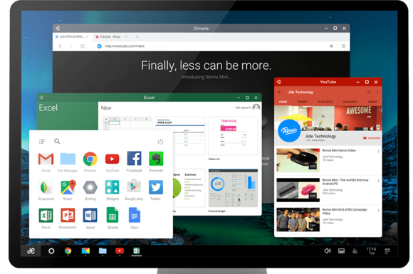 remix os primary