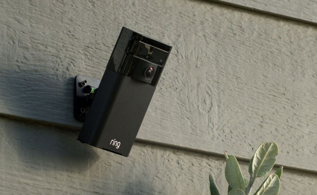 Ring Wireless Outdoor Stick Up Cam