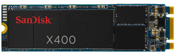 sandisk x400 SSD