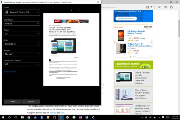 save pdf edge