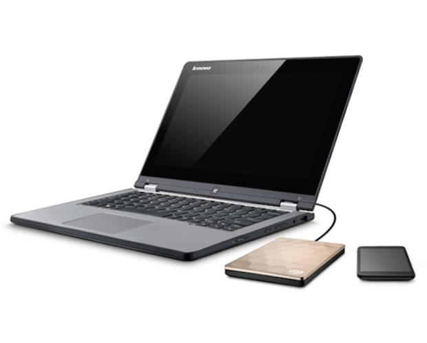 Seagate Backup Plus Ultra Slim mobile hard disk