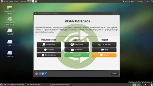 Ubuntu MATE predictions 2016