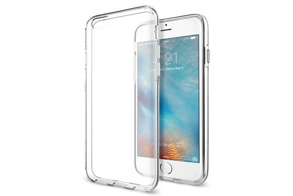 spigen liquidcrystal iphone