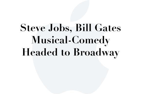 steve jobs musical