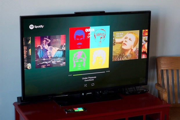 streaming music chromecast