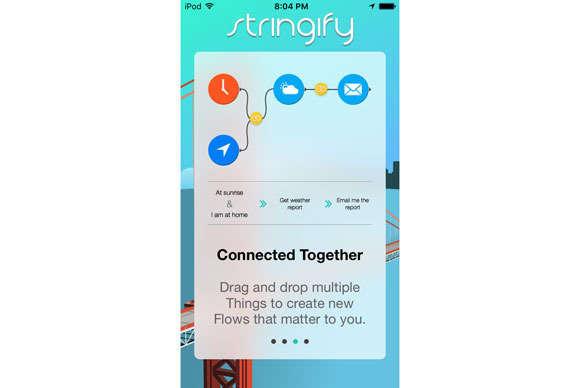 stringify