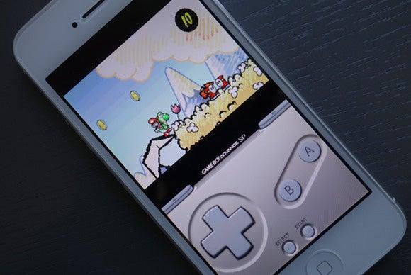 super mario iphone