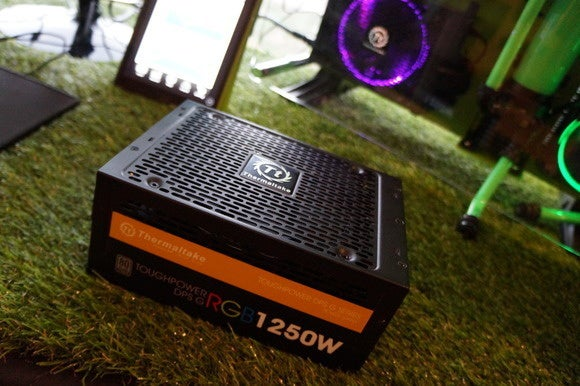 thermaltake rgb power supply