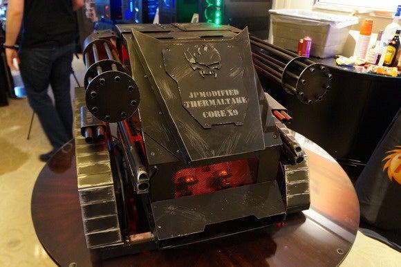 thermaltake tank mod