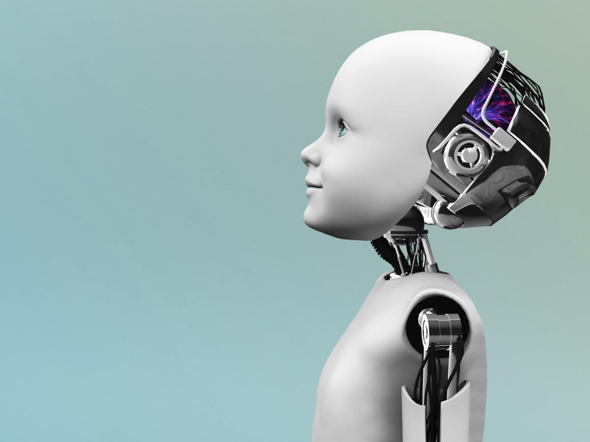 Artificial Intelligence child