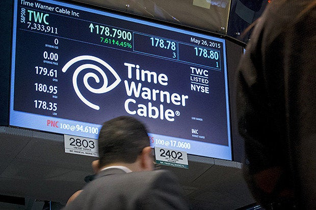 time warner cable nyse