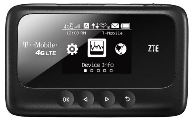 T-Mobile 4G LTE HotSpot Z915