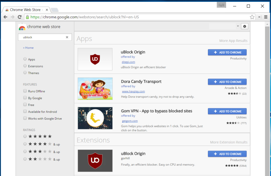 Google's Chrome Web Store lists malicious Chrome apps ahead