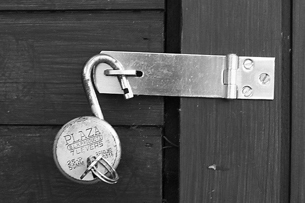 What Door Locks Teach Us About Iot Cybersecurity Cio